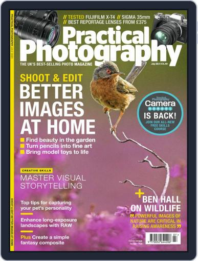 Practical Photography: Lite (Digital) July 1st, 2020 Issue Cover