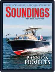 Soundings Magazine (Digital) Subscription August 1st, 2020 Issue
