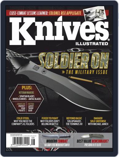 Knives Illustrated Magazine (Digital) July 1st, 2020 Issue Cover