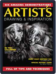 Artists Drawing and Inspiration Magazine (Digital) Subscription June 1st, 2020 Issue