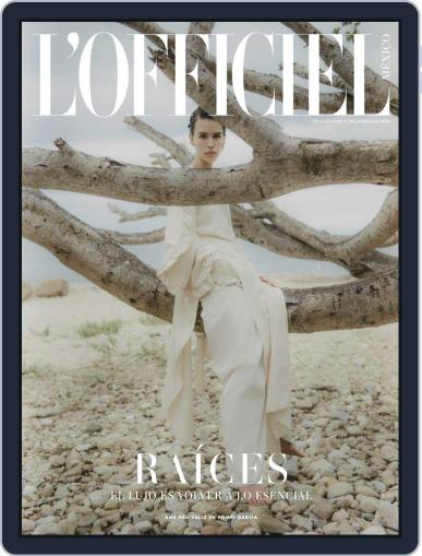 L'Officiel Mexico Magazine (Digital) August 1st, 2020 Issue Cover