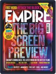 Empire Magazine (Digital) Subscription August 1st, 2020 Issue