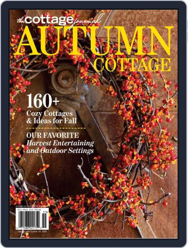 The Cottage Journal Magazine (Digital) June 30th, 2020 Issue Cover