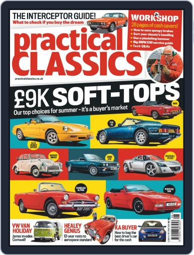 Practical Classics Magazine (Digital) August 1st, 2020 Issue Cover