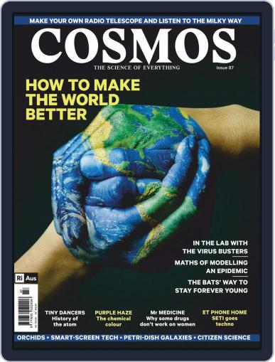 Cosmos Magazine (Digital) June 1st, 2020 Issue Cover