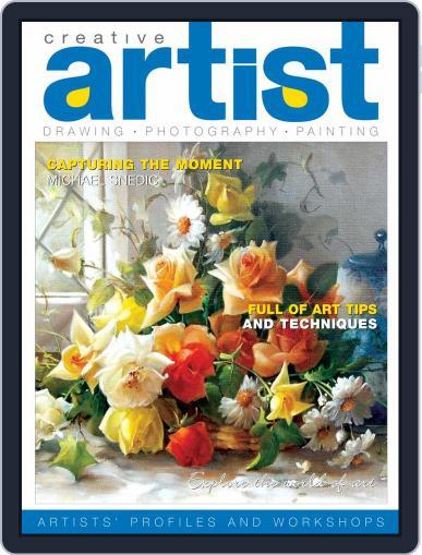 Creative Artist Magazine (Digital) June 1st, 2020 Issue Cover