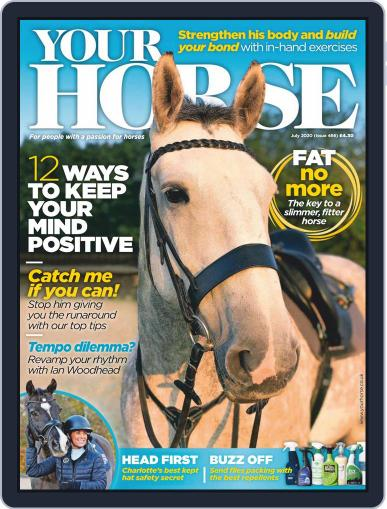 Your Horse (Digital) July 1st, 2020 Issue Cover
