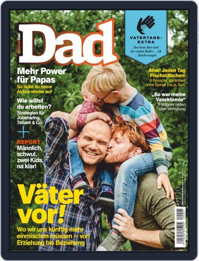 Men's Health Dad Magazine (Digital) January 1st, 2020 Issue Cover