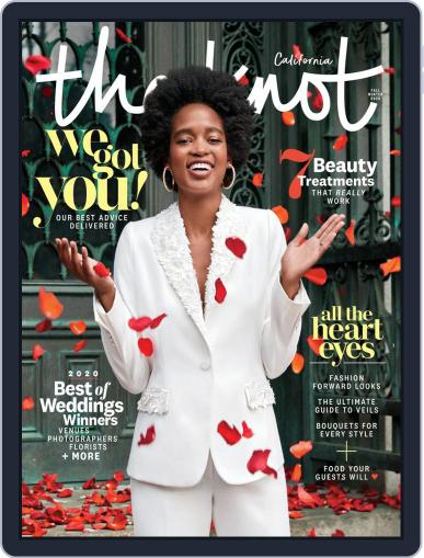The Knot California Magazine (Digital) May 18th, 2020 Issue Cover