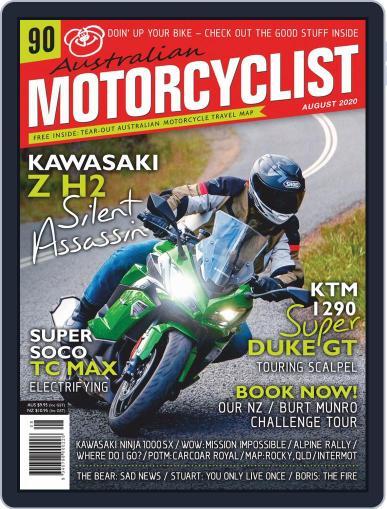 Australian Motorcyclist Magazine (Digital) August 1st, 2020 Issue Cover