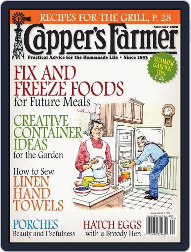 Capper's Farmer Magazine (Digital) July 1st, 2020 Issue Cover