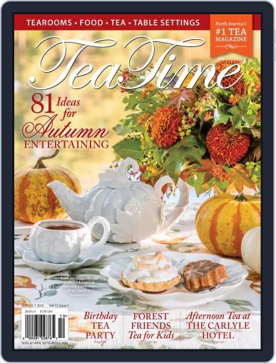 TeaTime Magazine (Digital) September 1st, 2020 Issue Cover