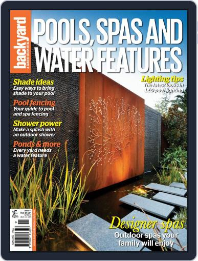 Pools, Spas & Water Features (Digital) October 26th, 2014 Issue Cover