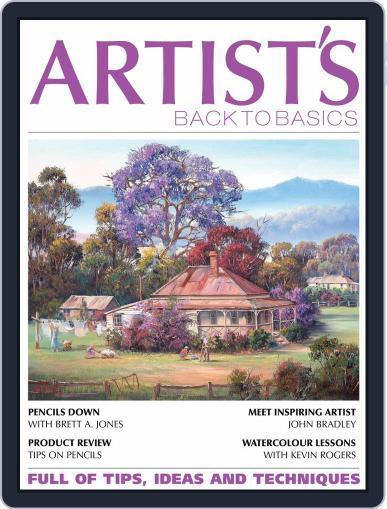 Artists Back to Basics Magazine (Digital) July 1st, 2020 Issue Cover