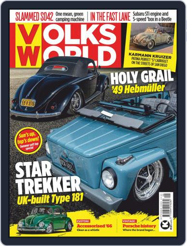VolksWorld Magazine (Digital) September 1st, 2020 Issue Cover
