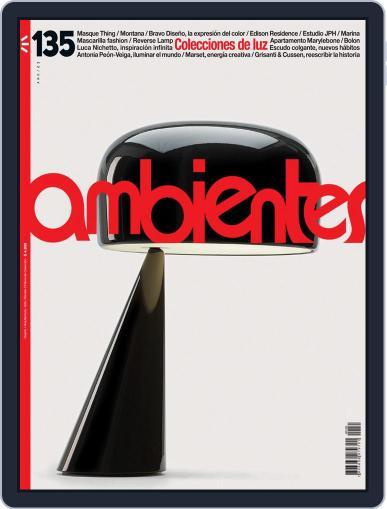 Revista Ambientes Magazine (Digital) June 5th, 2020 Issue Cover