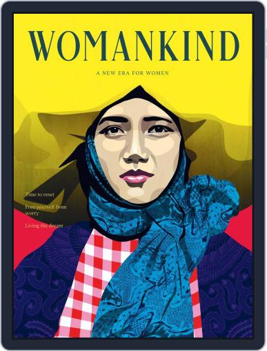 Womankind Magazine (Digital) May 1st, 2020 Issue Cover