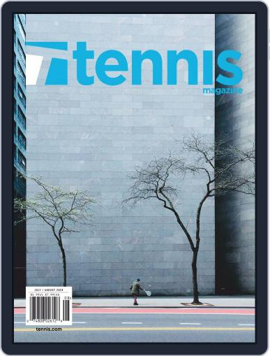 Tennis (digital) Magazine July 1st, 2020 Issue Cover