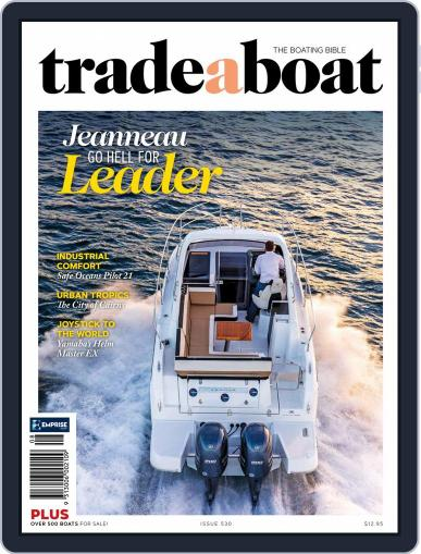 Trade-A-Boat Magazine (Digital) August 1st, 2020 Issue Cover