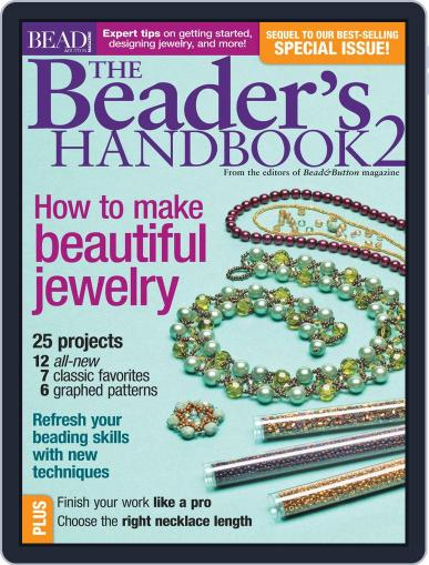The Beader's Handbook 2 (Digital) March 7th, 2012 Issue Cover