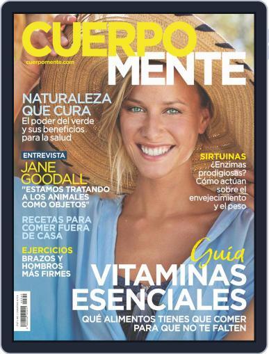 Cuerpomente Magazine (Digital) August 1st, 2020 Issue Cover