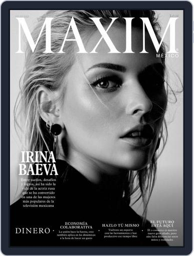 Maxim México Magazine (Digital) July 1st, 2020 Issue Cover