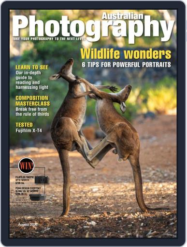 Australian Photography Magazine (Digital) August 1st, 2020 Issue Cover