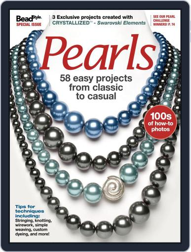 Pearls (Digital) March 7th, 2012 Issue Cover