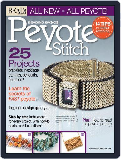 Peyote Stitch Magazine (Digital) May 30th, 2012 Issue Cover