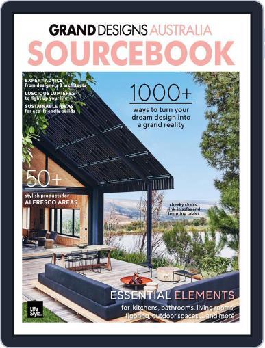 Grand Designs Australia Sourcebook Magazine (Digital) March 18th, 2020 Issue Cover