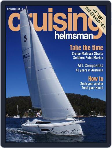 Cruising Helmsman (Digital) June 1st, 2020 Issue Cover