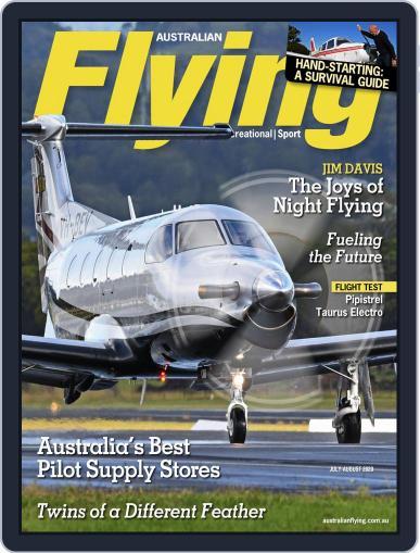 Australian Flying Magazine (Digital) July 1st, 2020 Issue Cover