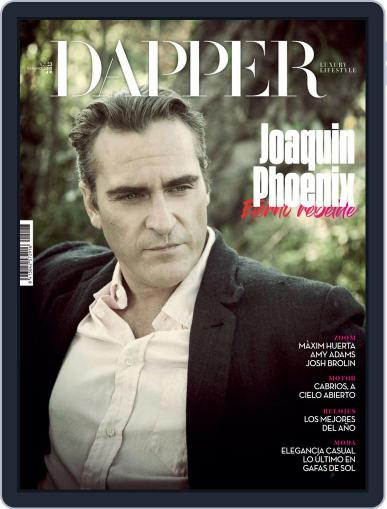 Dapper -  Luxury Lifestyle (Digital) July 1st, 2018 Issue Cover