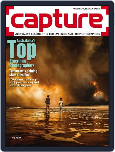 Capture Magazine (Digital) May 1st, 2020 Issue Cover