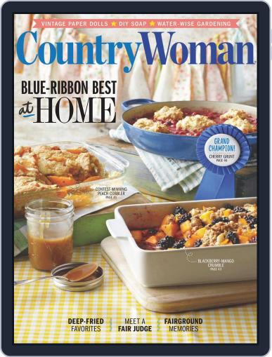 Country Woman Magazine (Digital) August 1st, 2020 Issue Cover