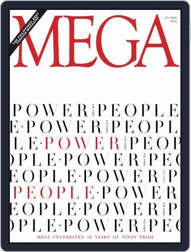 MEGA Magazine (Digital) June 1st, 2020 Issue Cover