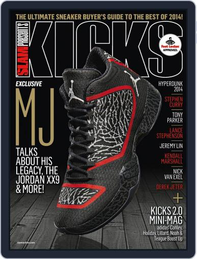 Kicks (Digital) August 1st, 2014 Issue Cover