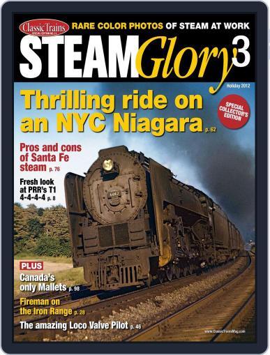 Steam Glory 3 (Digital) November 16th, 2012 Issue Cover