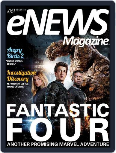 Enews (Digital) August 6th, 2015 Issue Cover