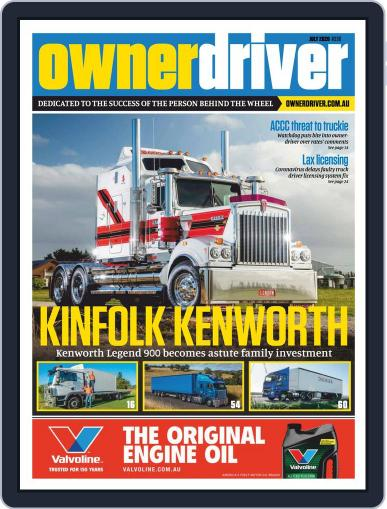 Owner Driver Magazine (Digital) July 1st, 2020 Issue Cover