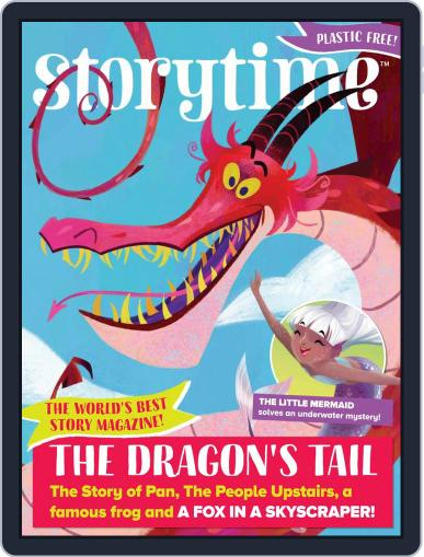 Storytime Magazine (Digital) July 1st, 2020 Issue Cover