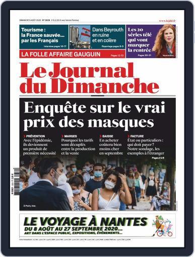 Le Journal du dimanche Magazine (Digital) August 9th, 2020 Issue Cover