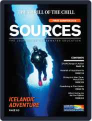 Sources (Digital) Subscription January 1st, 2018 Issue