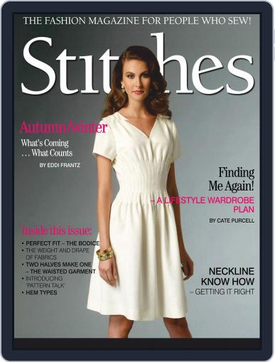 Australian Stitches Magazine (Digital) May 1st, 2020 Issue Cover