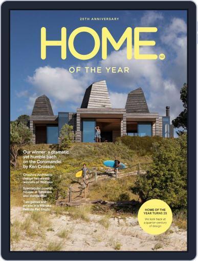 HOME Magazine NZ Magazine (Digital) April 1st, 2020 Issue Cover