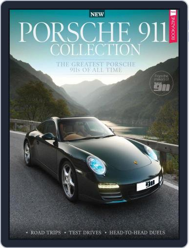 The Total 911 Collection Magazine (Digital) February 1st, 2017 Issue Cover