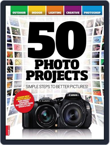 Photo Projects Magazine (Digital) October 20th, 2011 Issue Cover