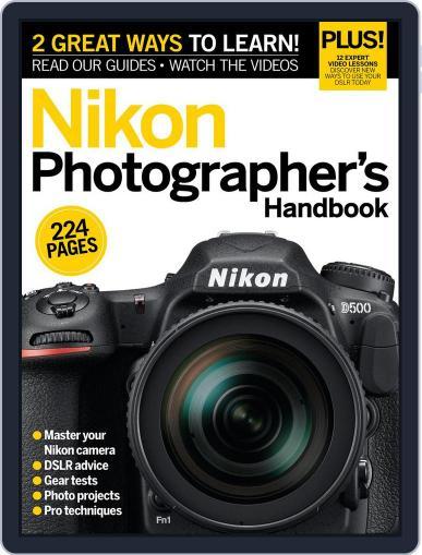 Master your Nikon D-SLR Magazine (Digital) October 31st, 2016 Issue Cover