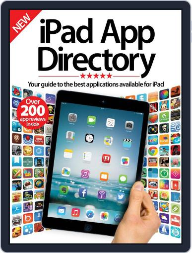 iPad App Directory Magazine (Digital) October 15th, 2014 Issue Cover