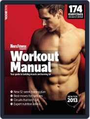 Mens Fitness Workout Manual 2013 Magazine (Digital) Subscription February 18th, 2013 Issue
